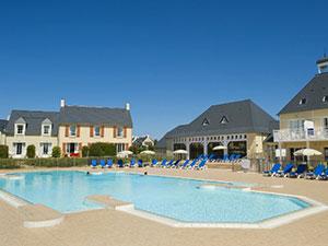 Vakantiepark Frankrijk: Pierre & Vacances Residence Le Green Beach