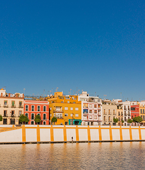 Wijken Sevilla, Triana