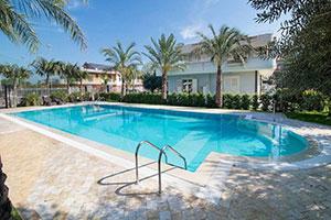 Villa Galati Resort, Etna Sicilië