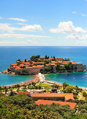 Verrassend last minute bestemmingen; Montenegro