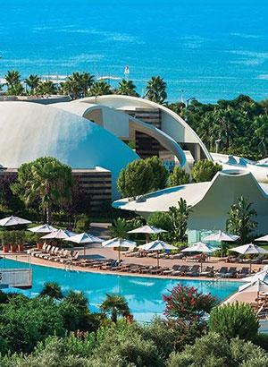 All inclusive hotels in Europa; Cornelia Diamond resort