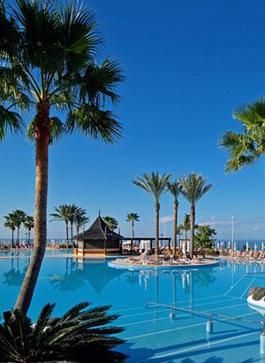 All inclusive hotels Europa; Iberostar Anthelia