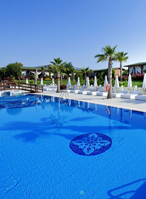 All inclusive hotels Side: Sentido Flora Garden