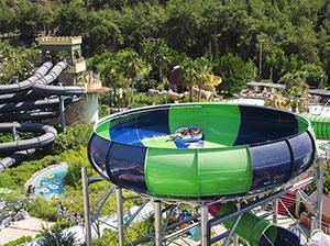 Verblijf in Aqua Fantasy Aquapark & Hotel, Kusadasi