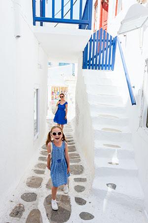Familiehotels Griekenland