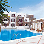 Vakantie Cycladen: Naxos Resort Beach Hotel, Naxos