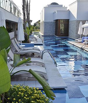 Hotels met privé zwembad: Sensimar Belek