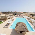 Kaapverdische eilanden, Hotel Oasis Salinas Sea