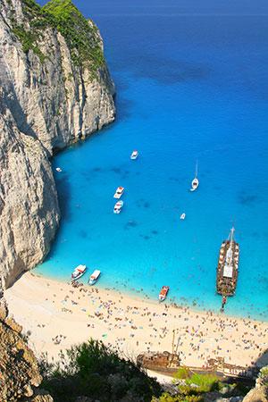 Ionische eilanden: Zakynthos