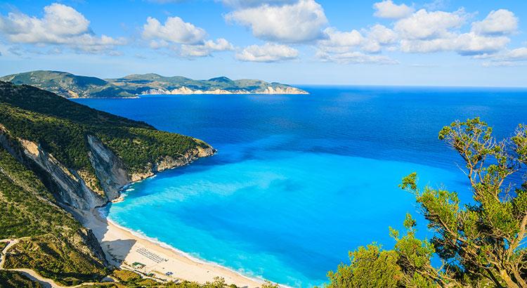 Vakantie Ionische eilanden