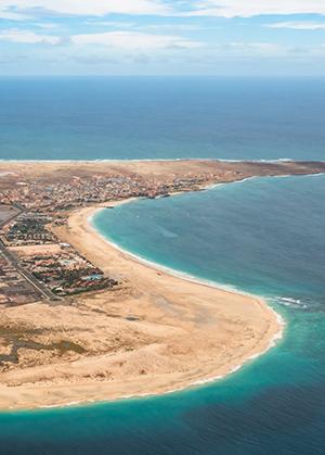 Kaapverdische eilanden: Sal