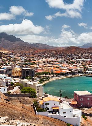 Kaapverdische eilanden: Sao Vicente
