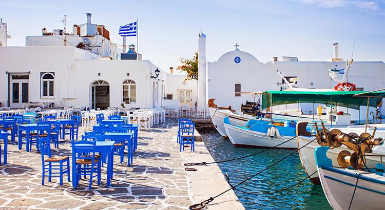 Last minute Griekenland populair