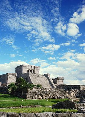 Maya-stad Tulum, El Castillo