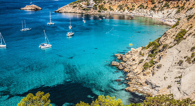 8 redenen voor een vakantie Ibiza