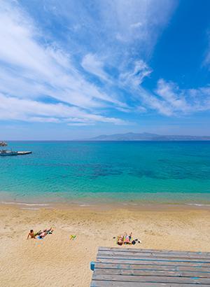 Vakantie Cycladen: Naxos