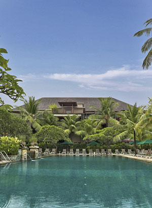 All inclusive Bali: Legian Beach Hotel