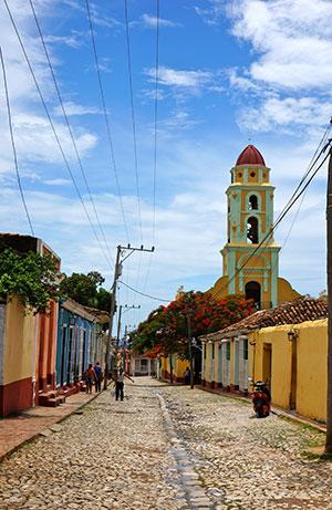 Bezienswaardigheden Havana: Trinidad