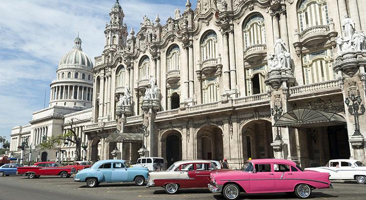 Bezienswaardigheden Havana, Cuba