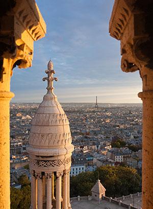 Bezienswaardigheden Parijs: Sacre Coeur