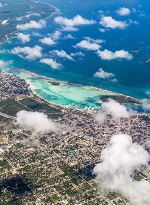 Bezienswaardigheden Santo Domingo: Boca Chica