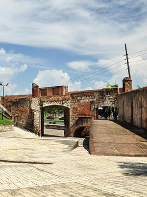 Bezienswaardigheden Santo Domingo: Calle las Damas
