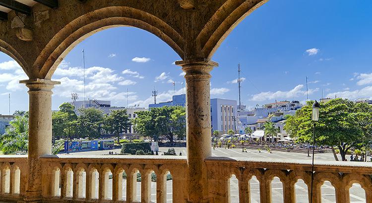 Bezienswaardigheden Santo Domingo