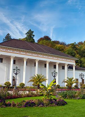 Bijzondere casino's Europa: Baden-Baden