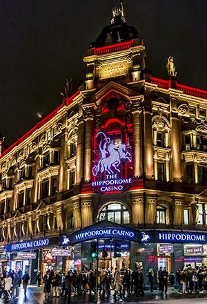 Bijzondere casino's Europa: Londen