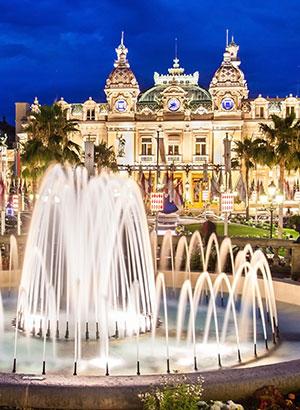 Bijzondere casino's Europa: Monte Carlo