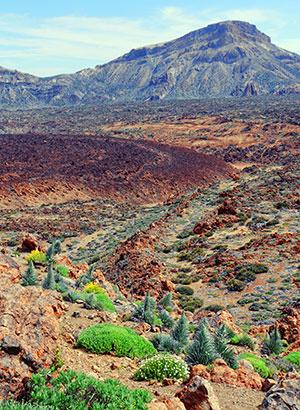 Doen op Tenerife; El Teide