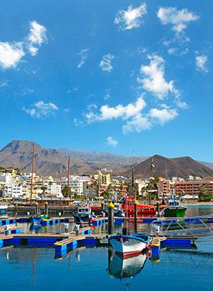 Het hele jaar doen op Tenerife