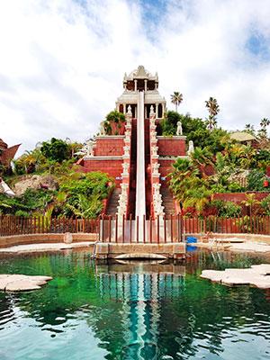 Doen op Tenerife: Siam Park