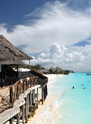 Doen op Zanzibar: stranden