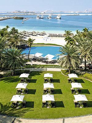 Dubai voor kinderen: hotels