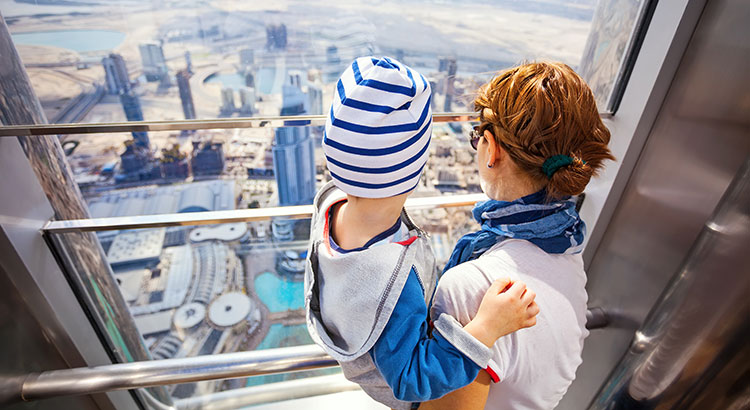 Dubai voor kinderen
