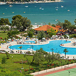 Mooiste stranden Kroatië: istrië, Camping Oliva