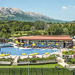 Mooiste stranden Kroatië: krk, Hotel Corinthia-Baska
