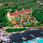 Mooiste stranden Curacao: Kura Hulanda Lodge & Beach Club