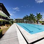 Mooiste stranden Curacao: Lions Dive & Beach Resort