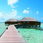 Huwelijksreis bestemmingen: Meeru Island Resort & Spa