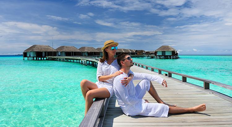 Huwelijksreis bestemmingen Malediven