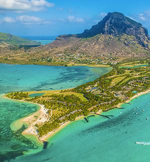 Huwelijksreis bestemmingen: Mauritius