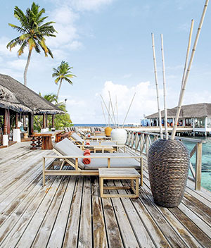 Luxe hotels Malediven: Centara Grand Island Resort & Spa Maldives