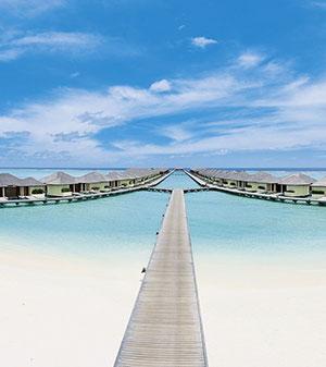 Luxe hotels Malediven: Paradise Island Resort & Spa