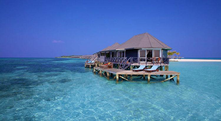 Luxe hotels op de Malediven