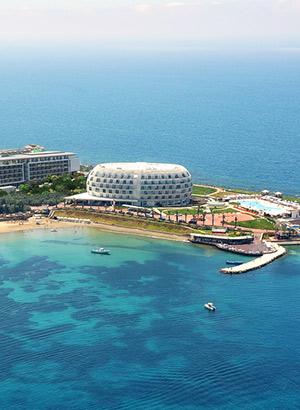 Luxe hotels Turkije: Sentido Golden Island