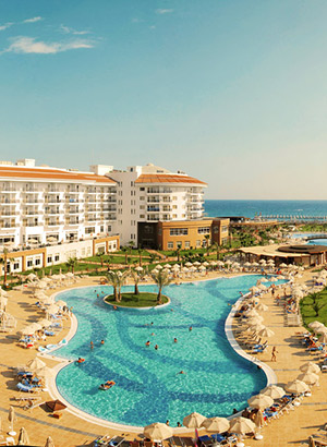 Luxe hotels Turkije: SunConnect Sea World