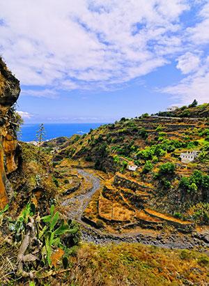 Minder bekende Canarische eilanden: La Palma