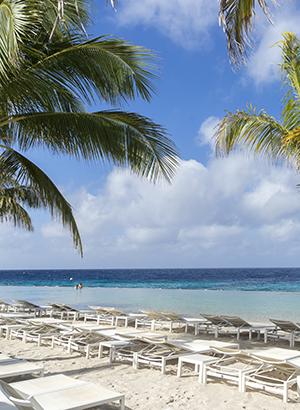 Mooiste stranden Curacao: Jan Thiel